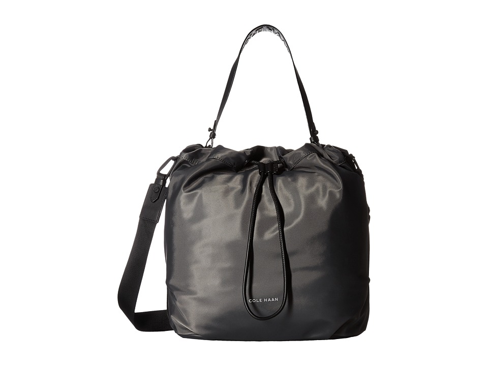 Cole Haan - Stagedoor Small Studio Bag (Pavement) Bags