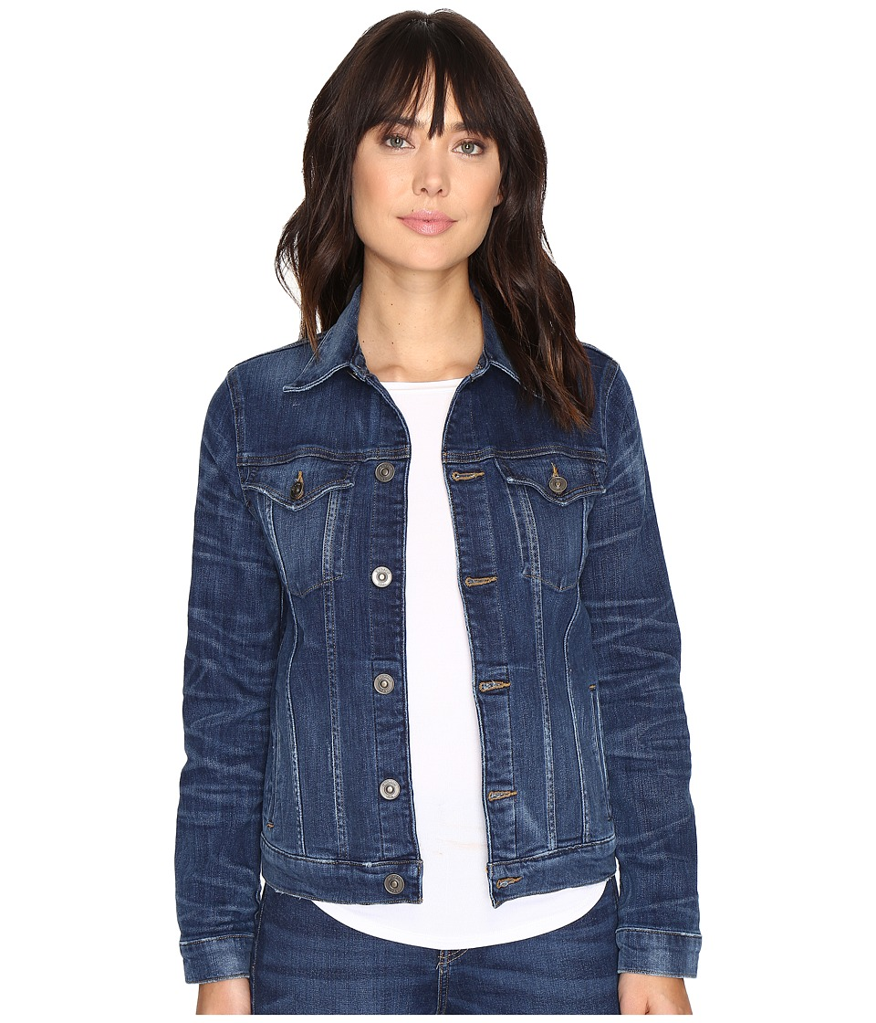 Hudson - The Classic Denim Jacket in Alliance (Alliance) Women's Coat