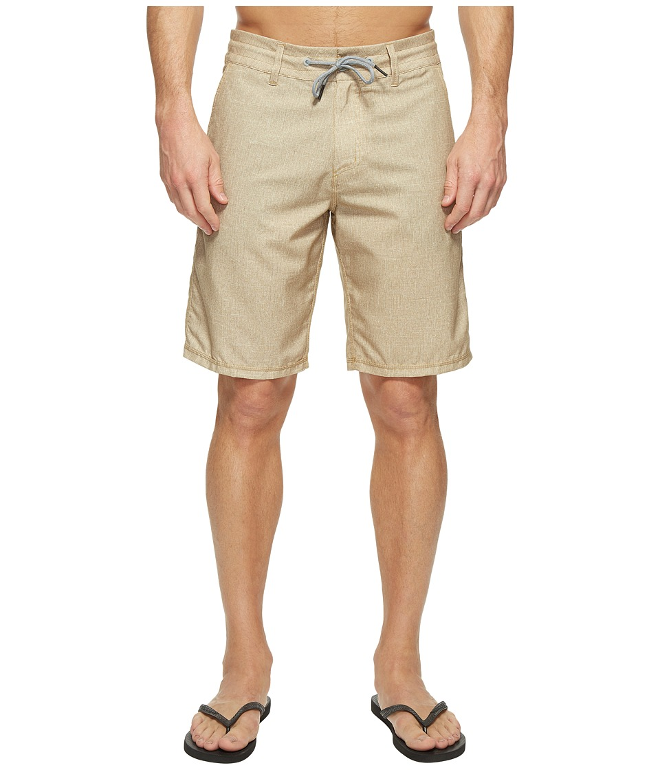 Oakley - Base Jump Hybrid 21 Shorts (Antique Bronze) Men's Shorts