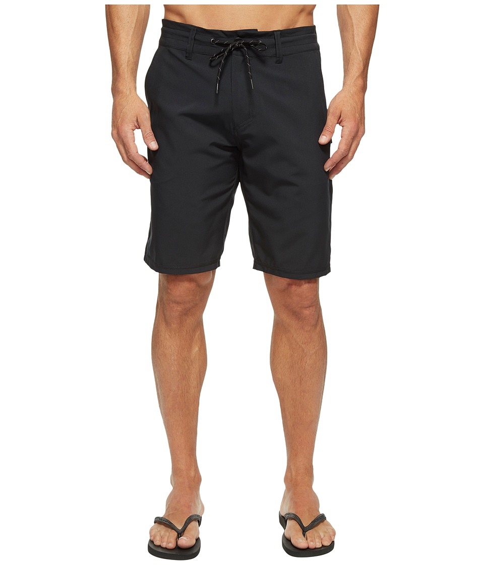 Oakley - Base Jump Hybrid 21 Shorts (Black) Men's Shorts