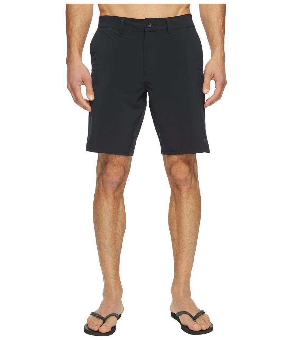 Oakley - Icon Chino Hybrid Shorts (Blackout) Men's Shorts