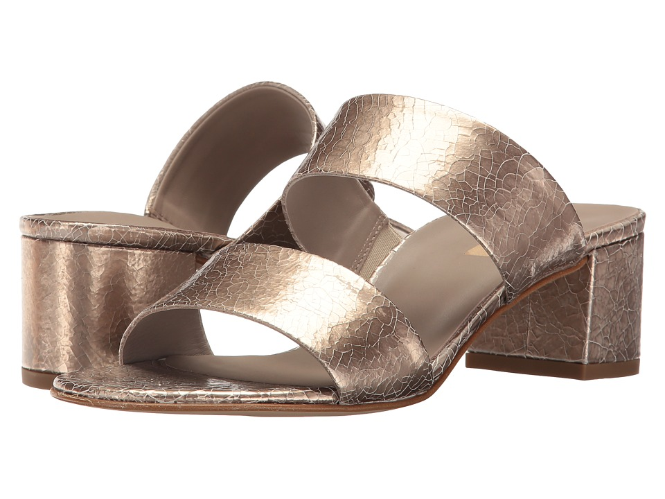Paul Green - Meg Sandal (Rosewood Crinkle Metallic) Women's Shoes