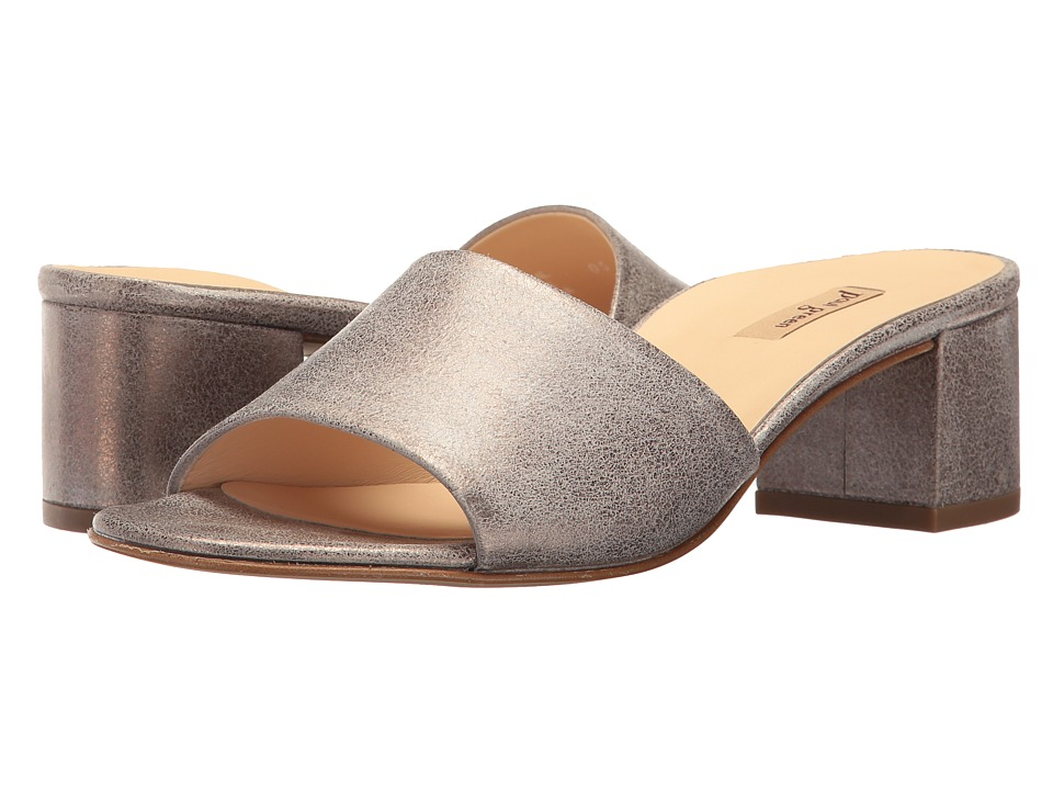 Paul Green - Monet Sandal (Smoke Brush Metallic) Women's Sandals