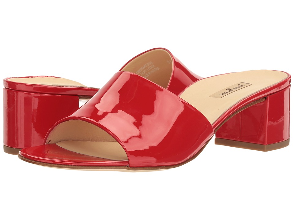 Paul Green - Monet Sandal (Red Patent) Women's Sandals