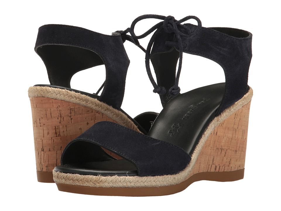 Paul Green Melissa Sandal (Space Suede) Women