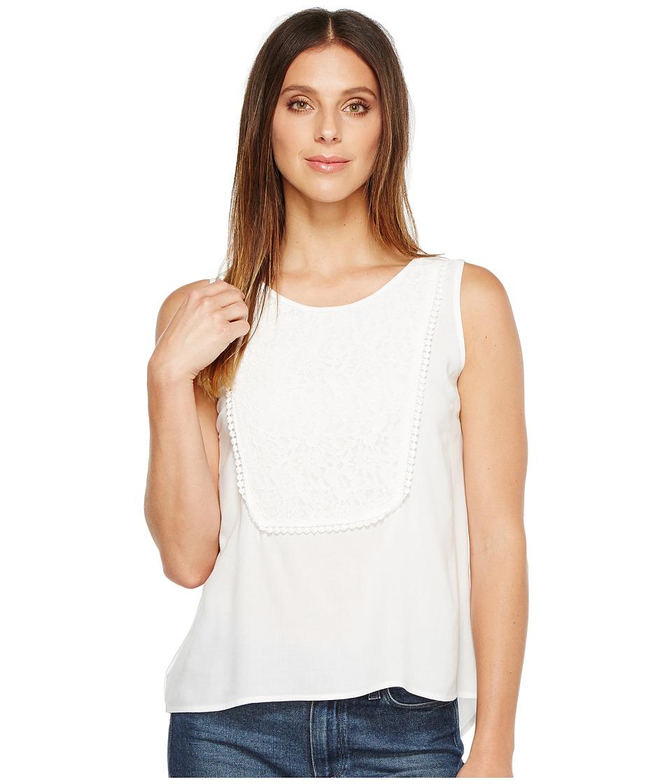 Ariat - Tana Tank Top (White) Women's Sleeveless