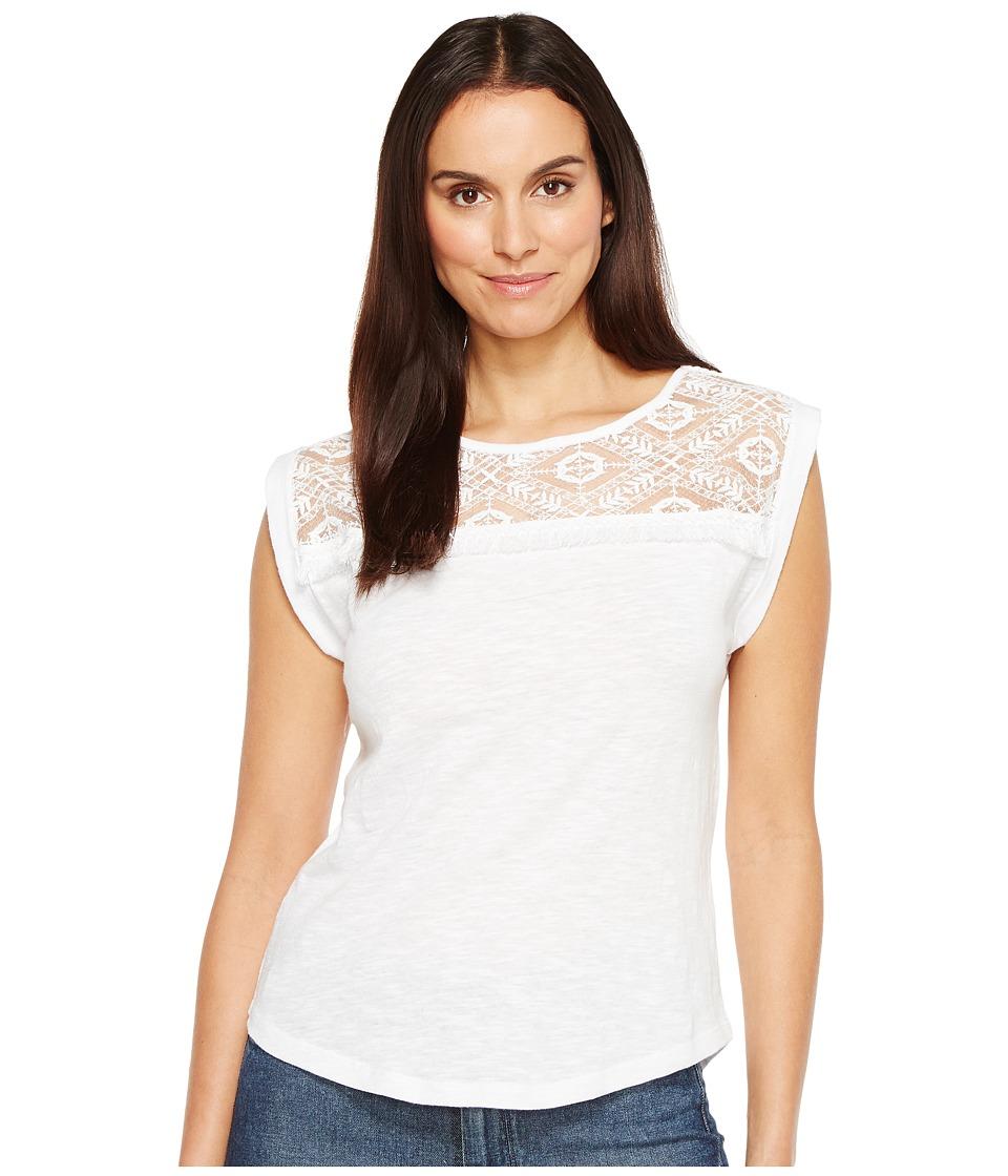 Ariat - Rita Top (White) Women's Clothing