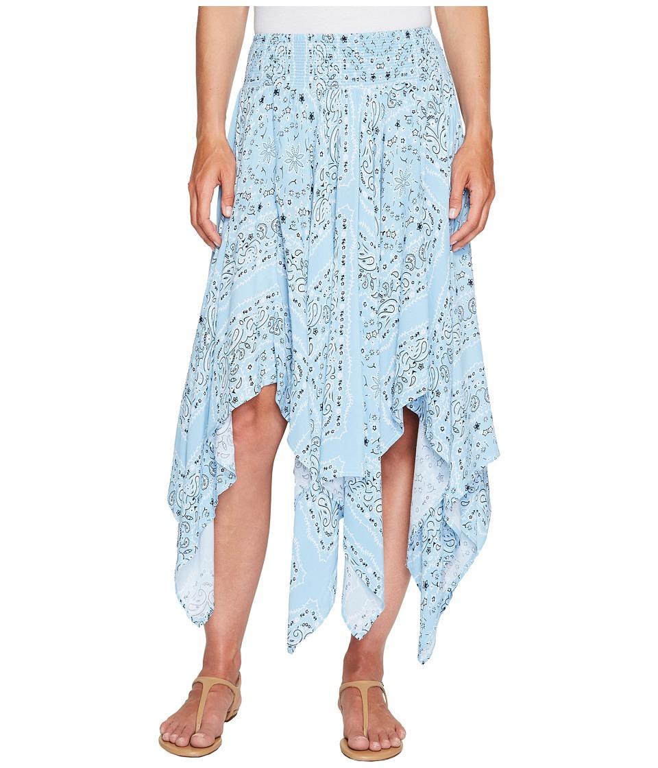 Ariat - Hankie Skirt (Bright Sky) Women's Skirt