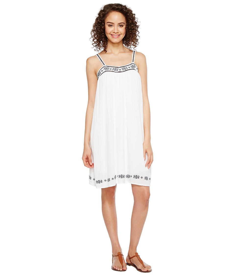 Ariat - Brandy Dress (White) Women's Dress