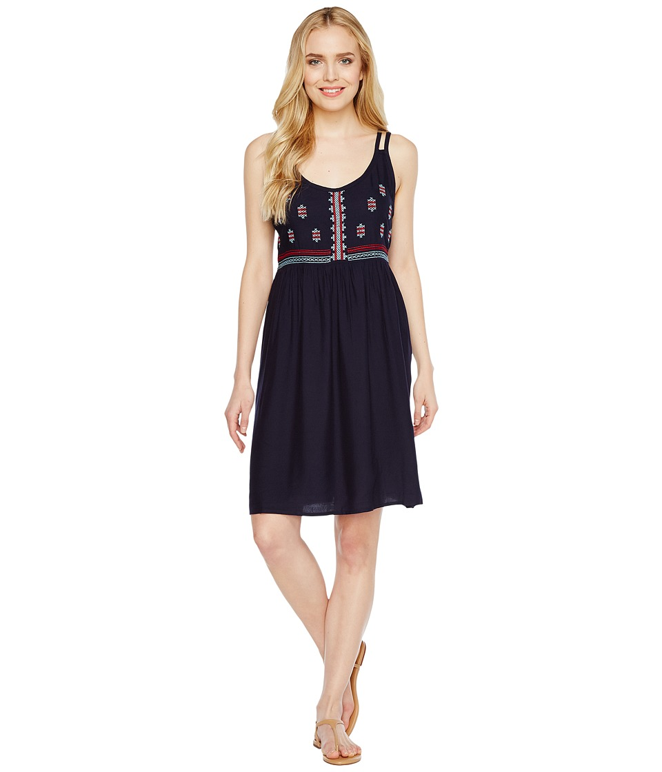 Ariat - Susie Dress (Navy Eclipse) Women's Dress