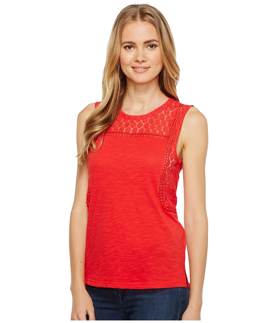 Ariat - Mallow Top (Red Lacquer) Women's Sleeveless