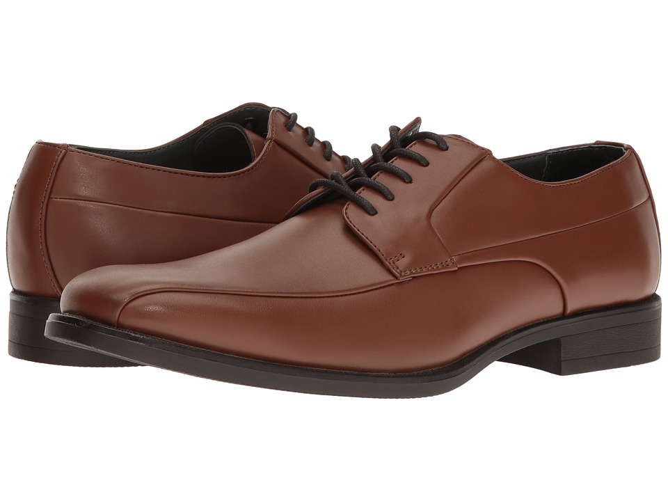 Calvin Klein - Edgar (British Tan) Men's Shoes