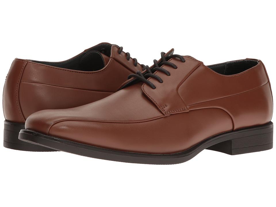 Calvin Klein - Edgar (British Tan) Men's Shoes