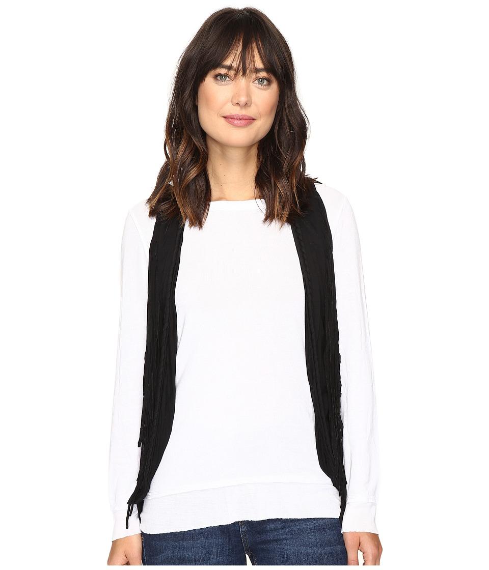 Rock and Roll Cowgirl - Vest 49V9239 (Black) Women's Vest