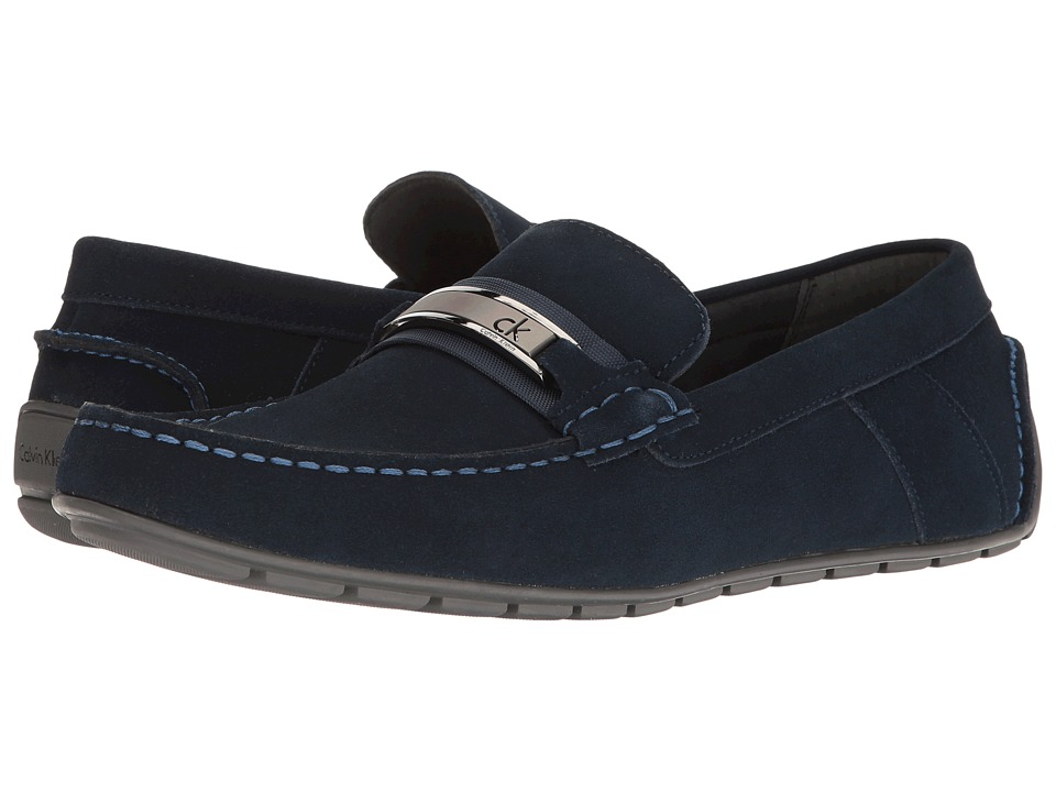 Calvin Klein - Ithan (Dark Navy) Men's Shoes