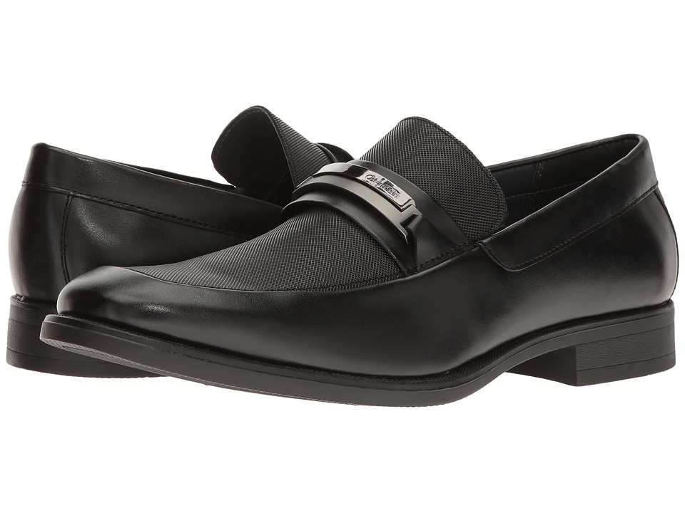 Calvin Klein - Ernest (Black) Men's Shoes