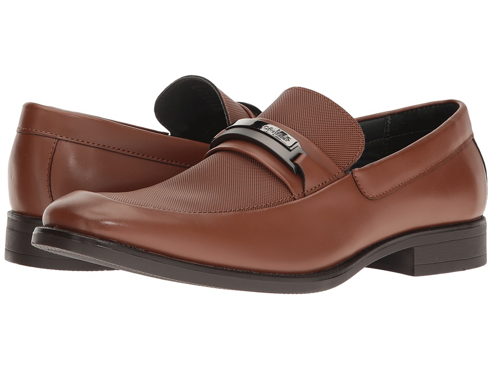 Calvin Klein - Ernest (British Tan) Men's Shoes