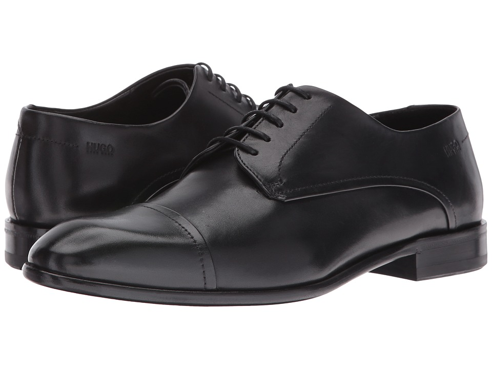 BOSS Hugo Boss - Dressapp Derby (Black) Men's Shoes