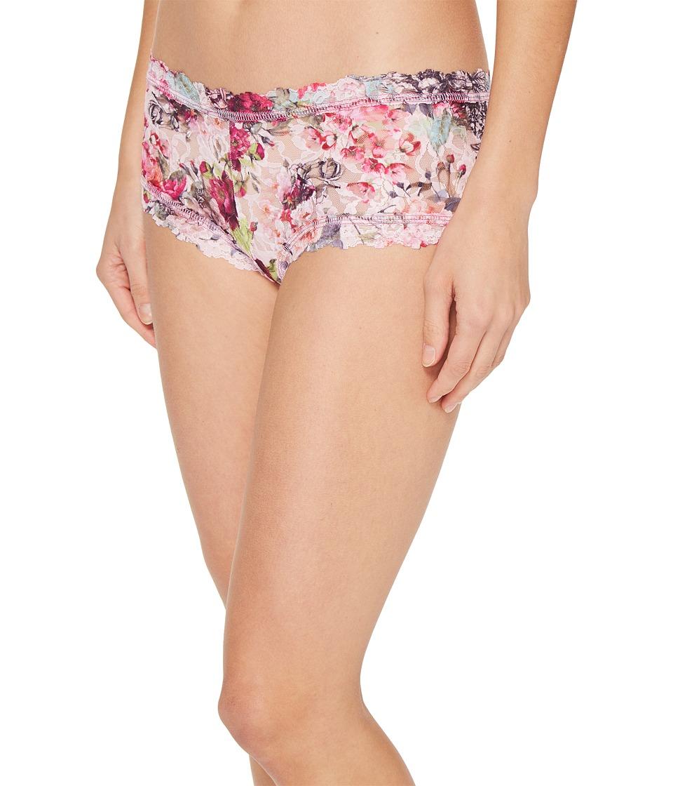Hanky Panky - Flora Boyshorts (Multi) Women's Underwear