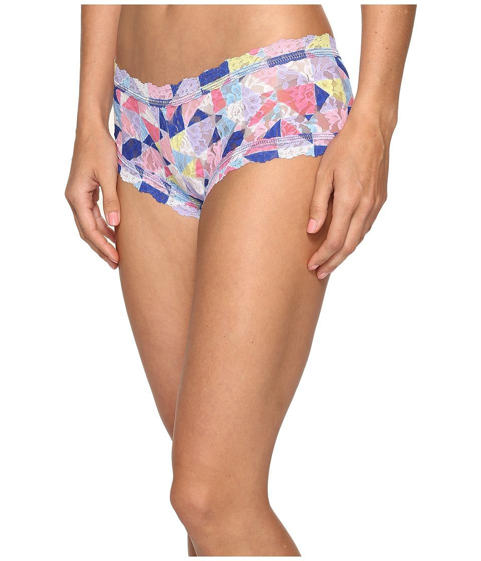 Hanky Panky - Tangram Boyshorts (Multi) Women's Underwear