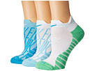 Nike Nike - Dry Performance Cushion Low GFX Training Socks 3-Pair Pack