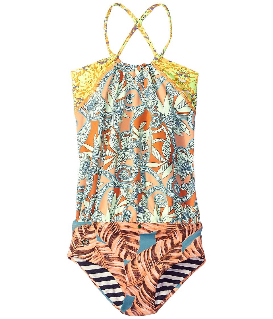 Maaji Kids Honey Mee Bikini Set (Toddler/Little Kids/Big Kids) (Multicolor) Girl