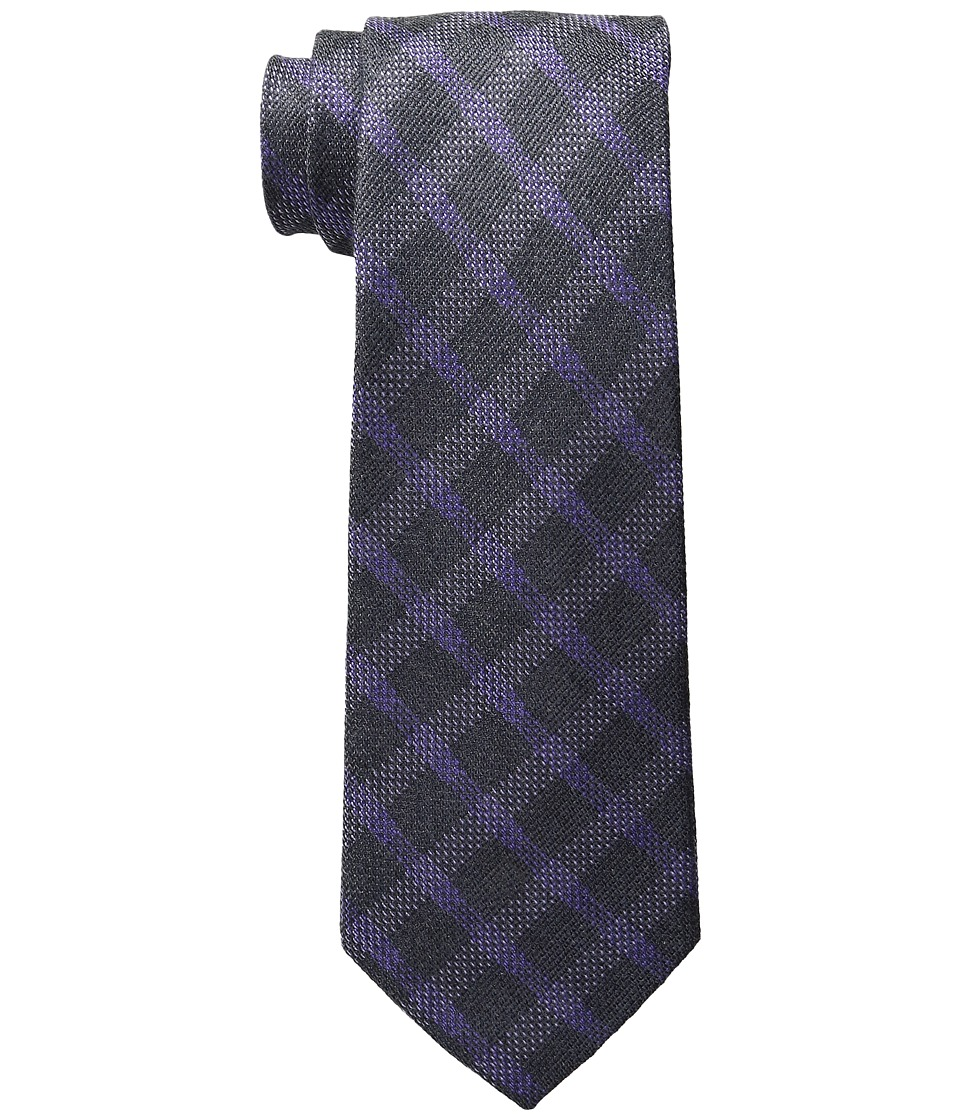 MICHAEL Michael Kors - Subtle Grid (Purple) Ties