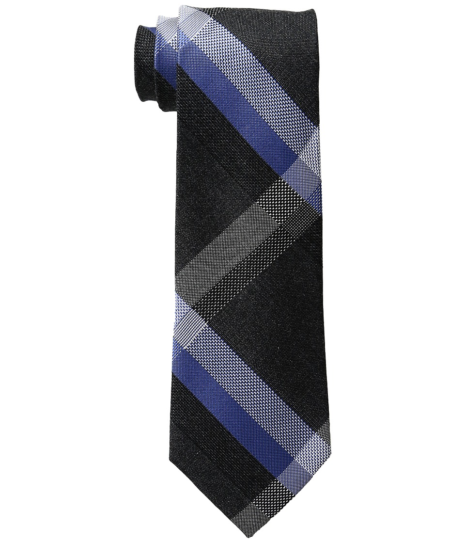 MICHAEL Michael Kors - Dylan Plaid (Navy) Ties
