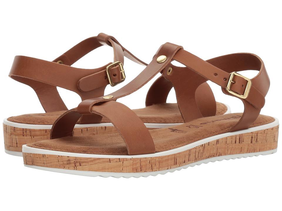 Tamaris - Sisu 1-28120-28 (Cognac) Women's Shoes