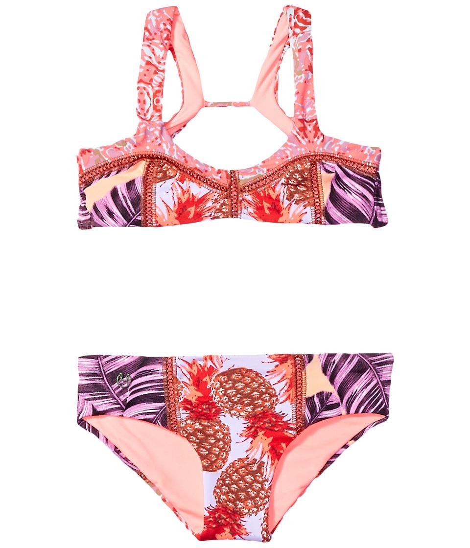 Maaji Kids - Funfetti Milkshake Bikini Set (Toddler/Little Kids/Big Kids) (Multicolor) Girl's Swimwear Sets