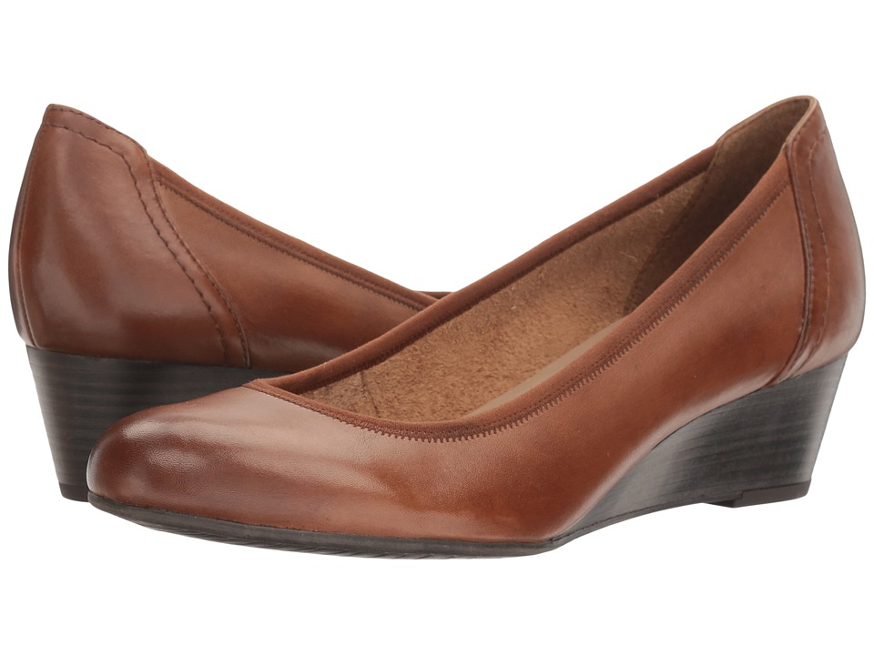 Tamaris - Borage 1-22320-28 (Nut Antic) Women's Shoes