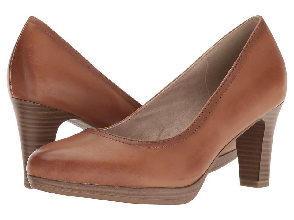 Tamaris - Zealot 1-22410-28 (Antelope) Women's Shoes