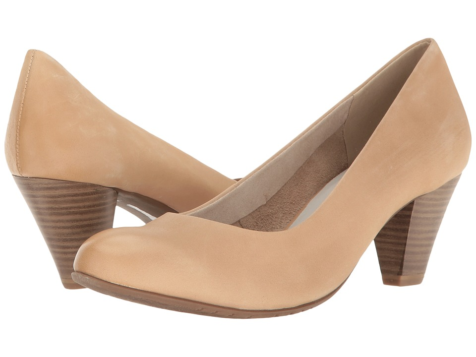 Tamaris - Pimela 1-22400-28 (Nude) Women's Shoes