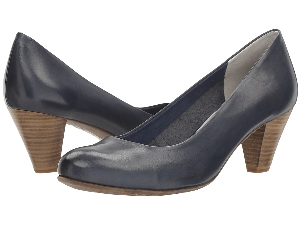 Tamaris - Pimela 1-22400-28 (Navy) Women's Shoes