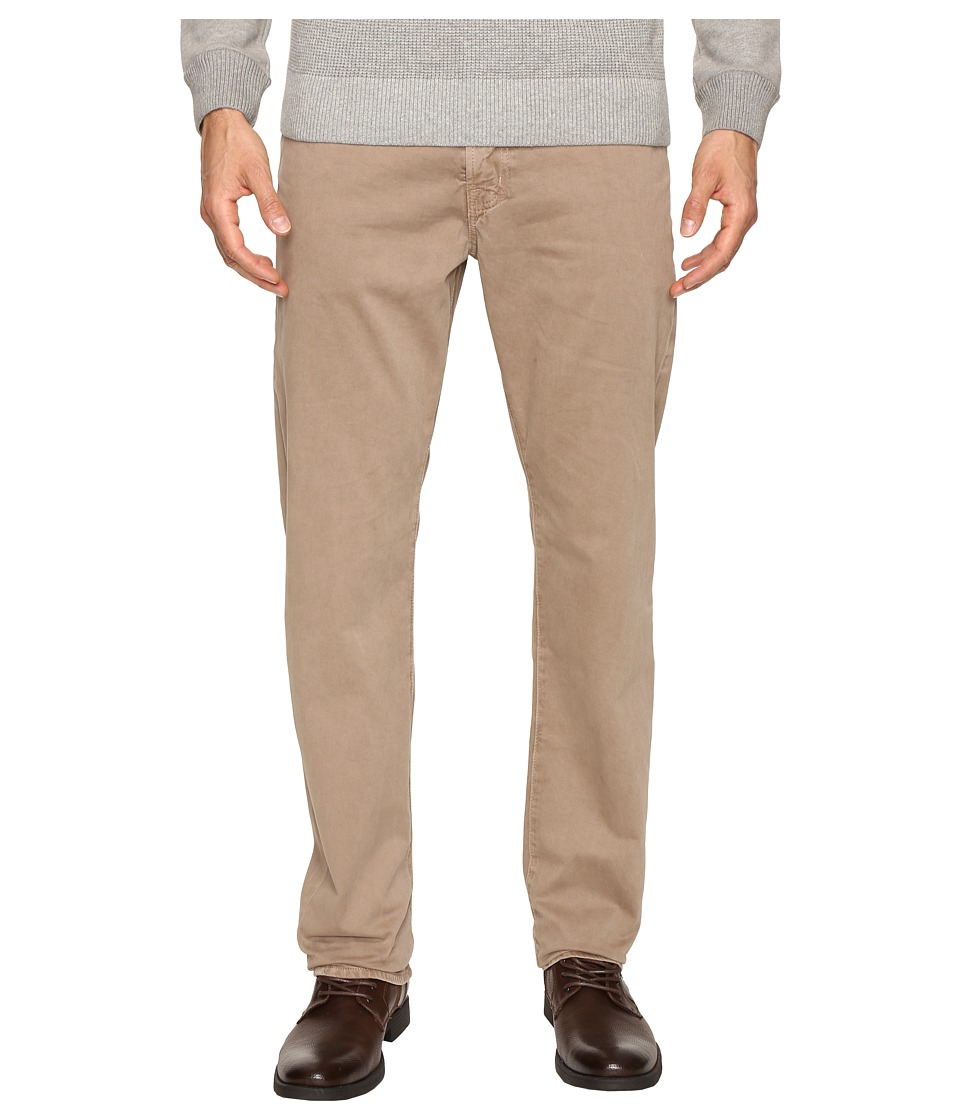 AG Adriano Goldschmied - Graduate Tailored Leg Pants in Sulfur Baked Clay (Sulfur Baked Clay) Men's Casual Pants
