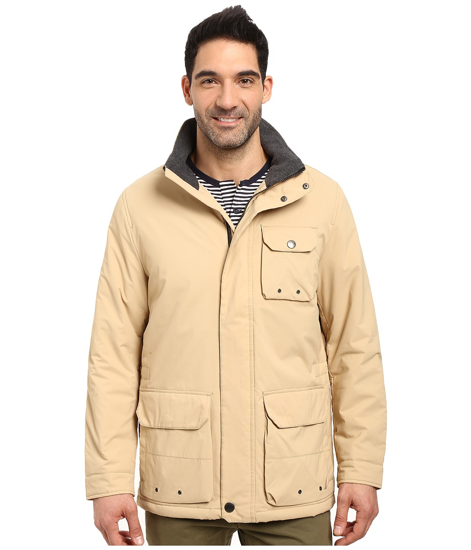 Nautica - Multi Pocket Parka (Sandy Bar) Men's Coat