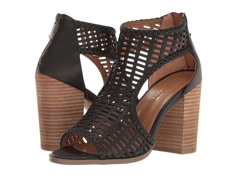 Report Beecher (Black Synthetic) High Heels