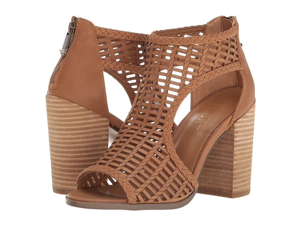 Report Beecher (Tan Synthetic) High Heels