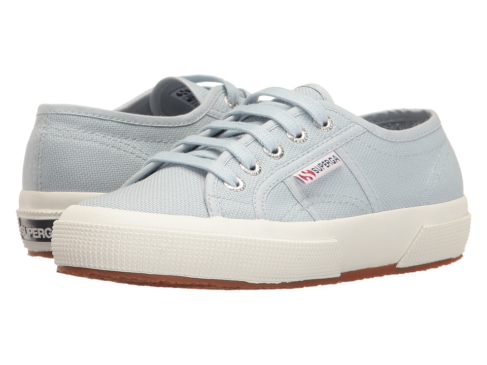 Superga - 2750 COTU Classic (Dusty Blue) Lace up casual Shoes