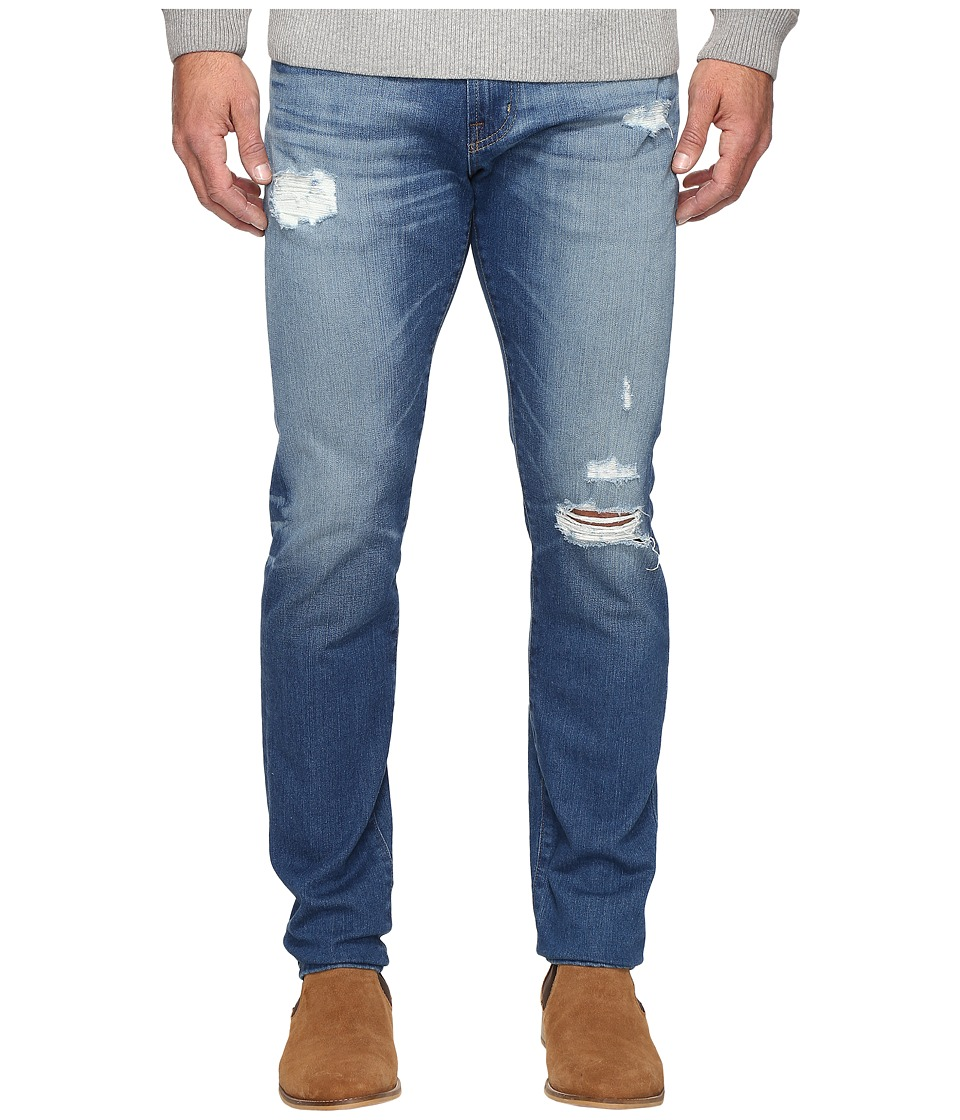 AG Adriano Goldschmied - Dylan Skinny Leg Denim in 16 Years Grommert (16 Years Grommert) Men's Jeans
