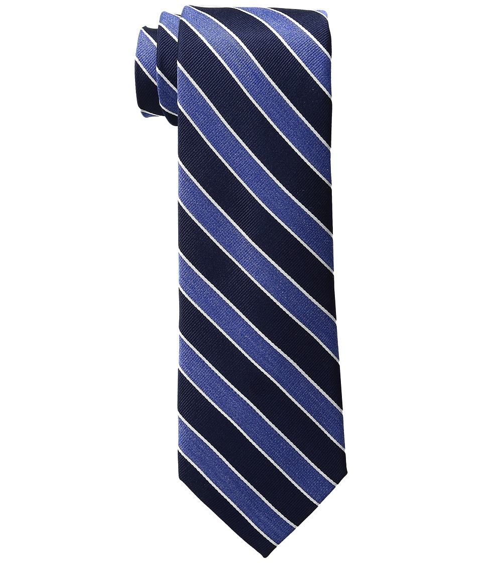 Tommy Hilfiger - SS Stripe (Navy) Ties