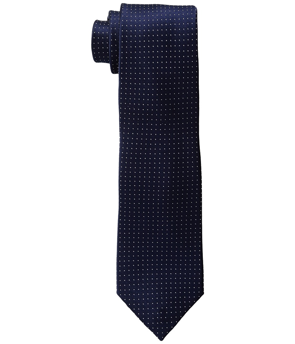 Tommy Hilfiger - Pin Dot (Navy) Ties