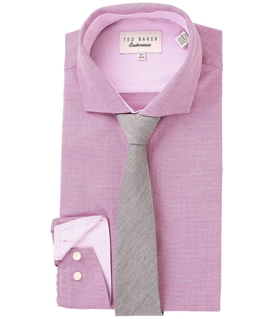 Ted Baker - Dequan (Pink) Men's Dress