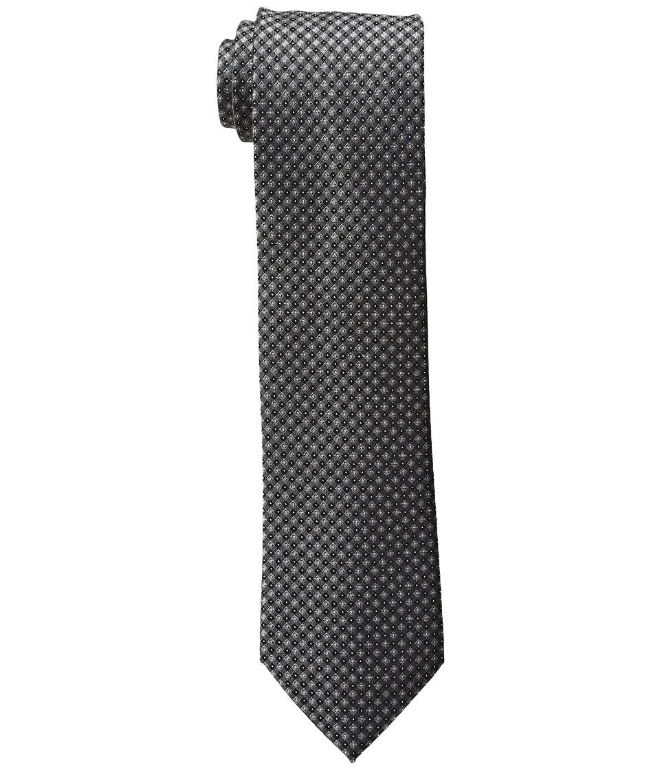 Kenneth Cole Reaction - Micro Grid (Black) Ties