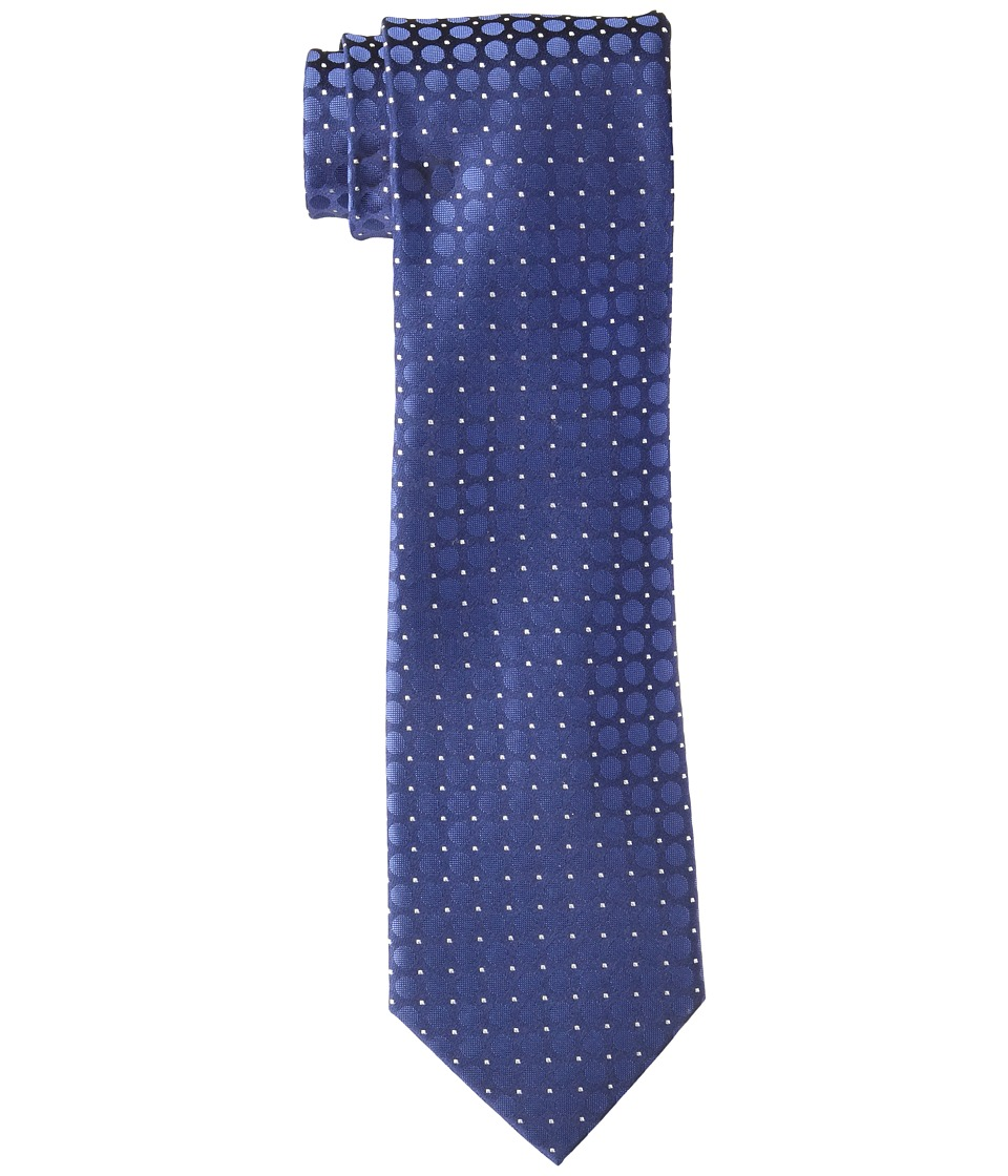 Calvin Klein - Power Dot (Navy) Ties