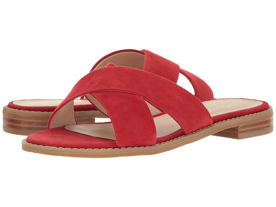 Pelle Moda - Hazel (Lipstick Suede) Women's Shoes
