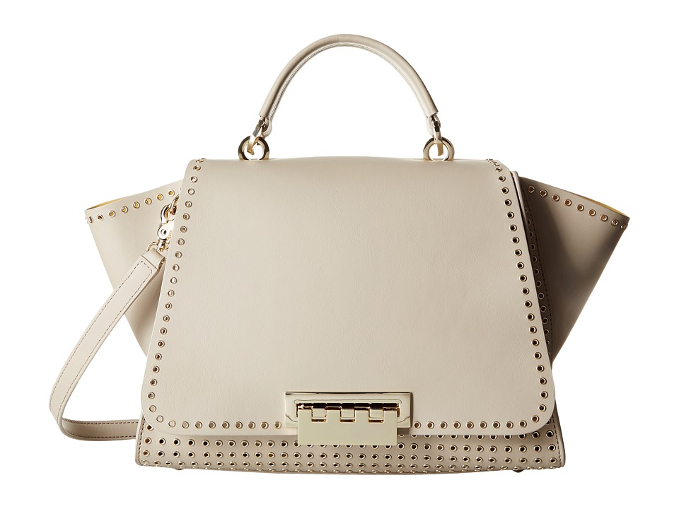 ZAC Zac Posen - Eartha Iconic Soft Top-Handle (Dune) Top-handle Handbags