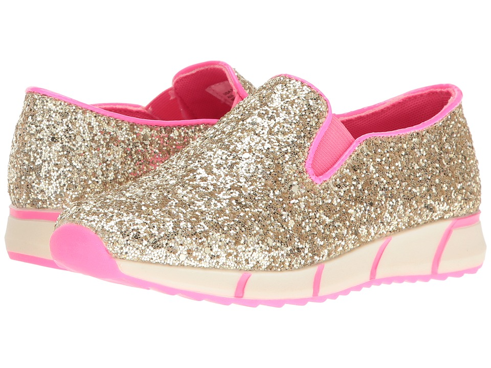 Nina Kids - Juno (Toddler/Little Kid/Big Kid) (Platino) Girl's Shoes