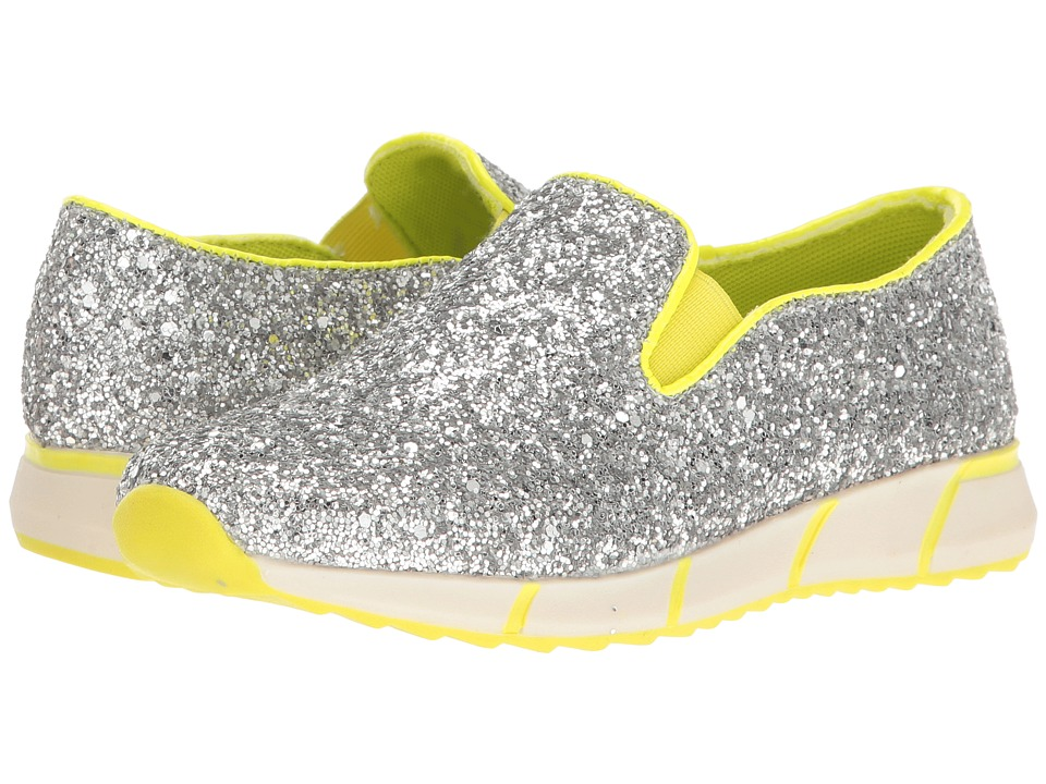Nina Kids - Juno (Toddler/Little Kid/Big Kid) (Silver) Girl's Shoes