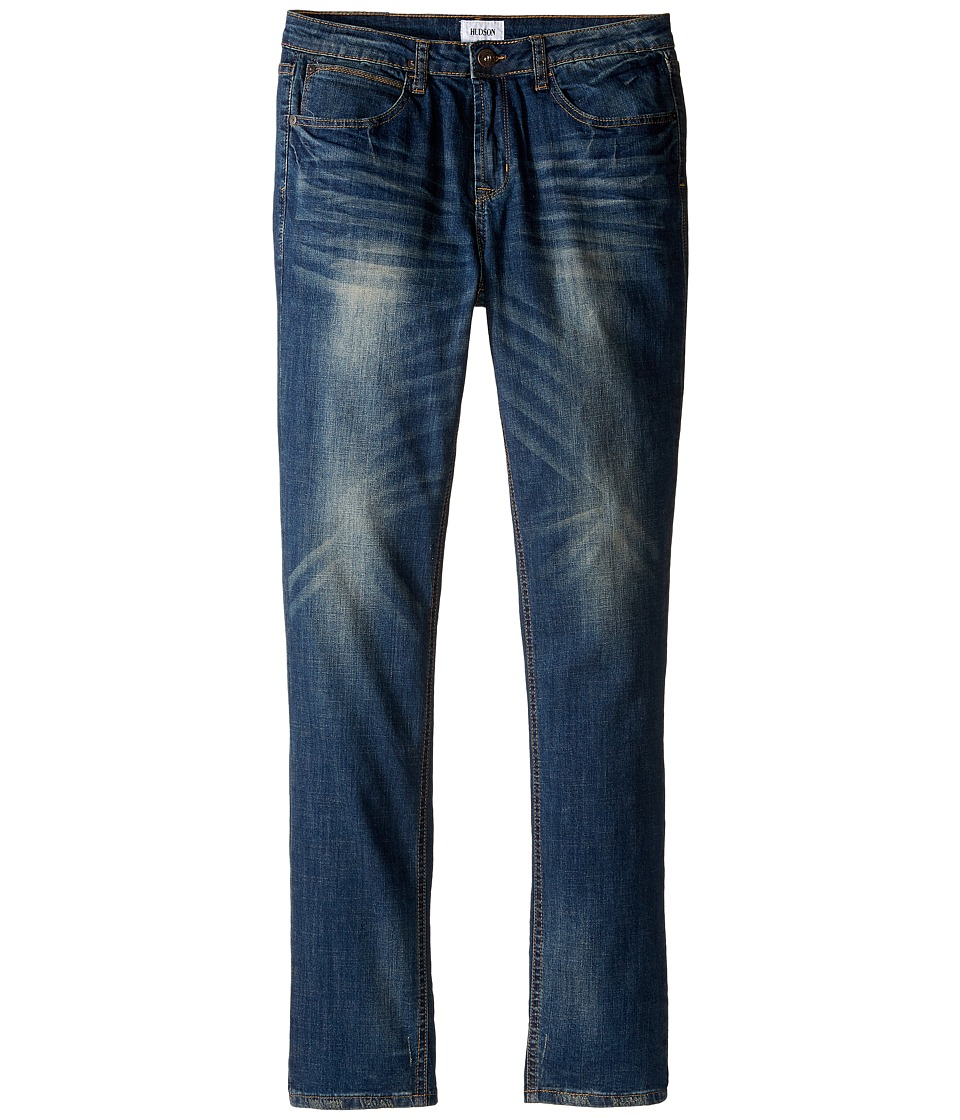 Hudson Kids - Jagger Slim Straight Five-Pocket Jeans in Super Rinse (Big Kids) (Super Rinse) Boy's Jeans